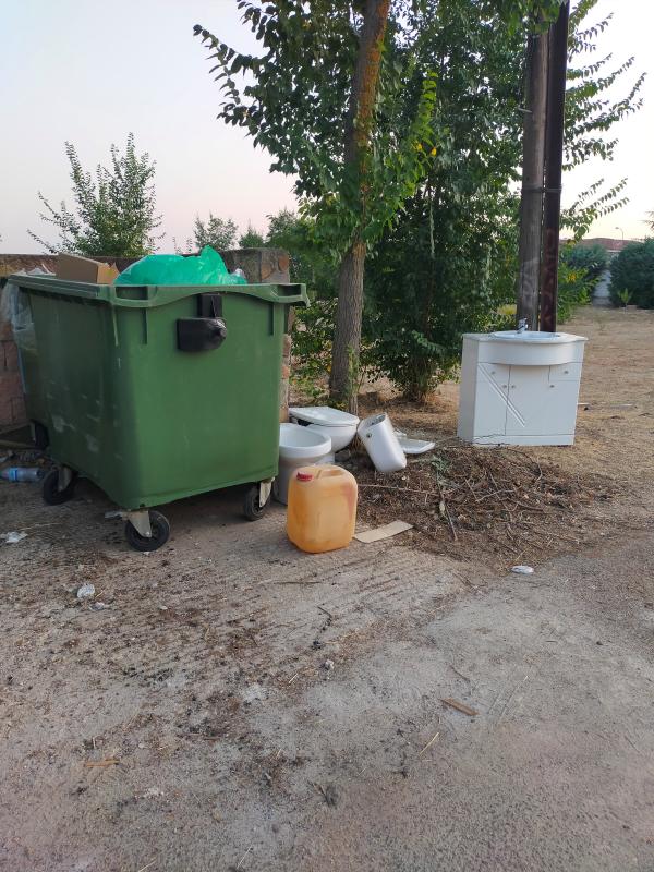 Residuos en la Urbanización